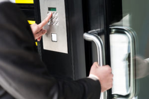door access control