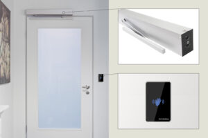 Touchless Access Door Contact